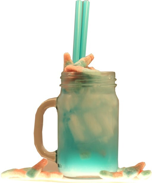 Fizzy Drink! 3cl Fizzy Mix, 4 cl Vodka, Fruktsoda, Mycket isbitar!!