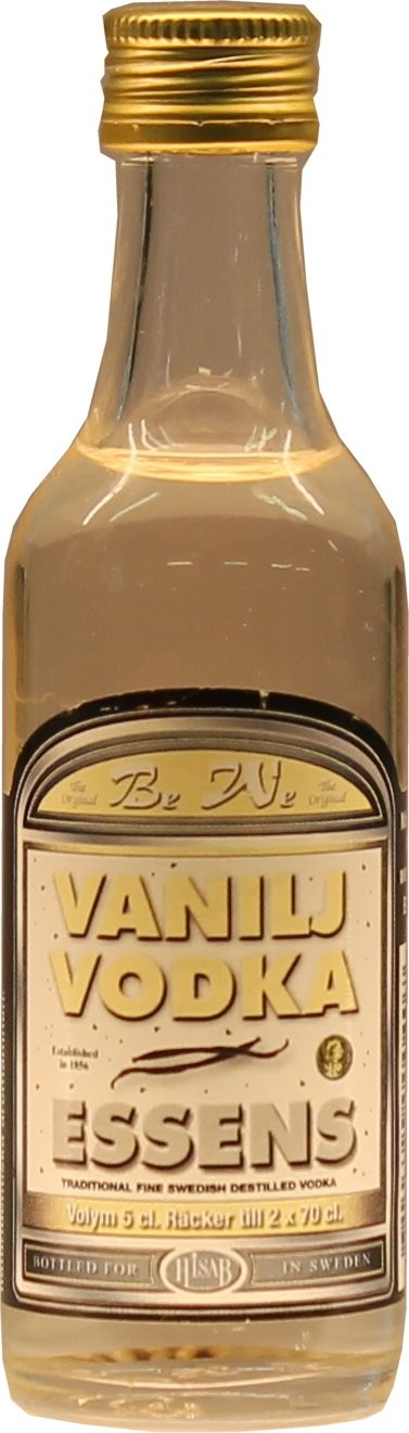 Vaniljvodka Essens 5 cl