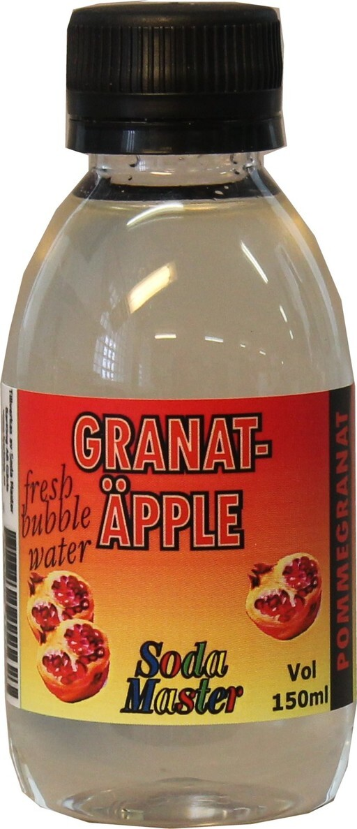 Granatäpple Bordsvattensmaksättare 150ml