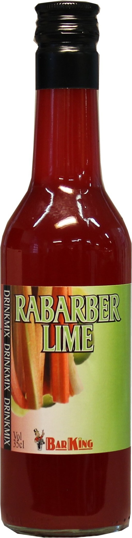 Rabarber & Lime 35 cl