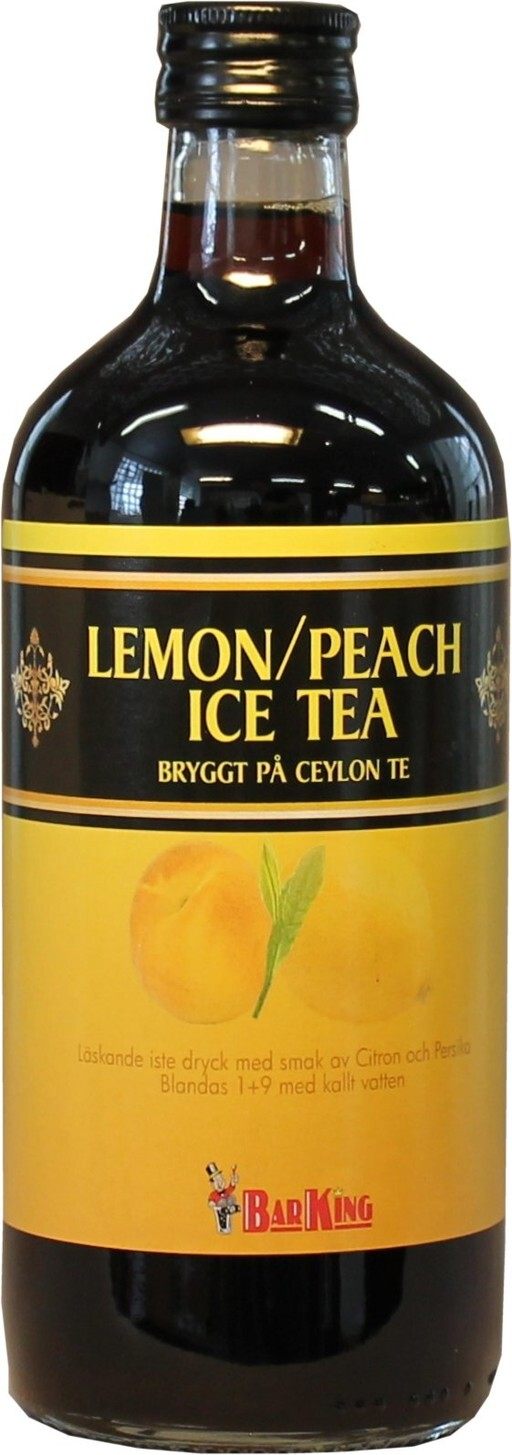 Ice Tea Lemon/Peach 50cl
