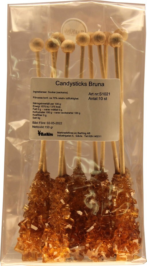 Candysticks Bruna 10 pack