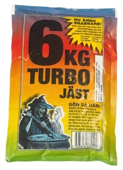 Turbo Jäst 6